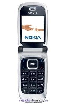 Nokia 6131 Datenblatt - Foto des Nokia 6131