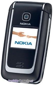 Nokia 6136 Datenblatt - Foto des Nokia 6136