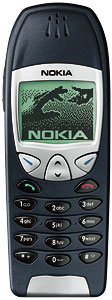 Nokia 6210 Datenblatt - Foto des Nokia 6210