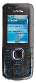 Nokia 6212 classic Datenblatt - Foto des Nokia 6212 classic