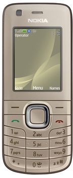 Nokia 6216 classic Datenblatt - Foto des Nokia 6216 classic