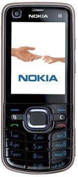 Nokia 6220 classic Datenblatt - Foto des Nokia 6220 classic