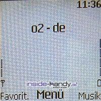 Nokia 6230 - Display O2