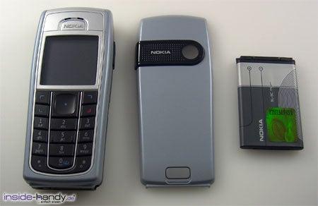 Nokia 6230 - Lieferumfang