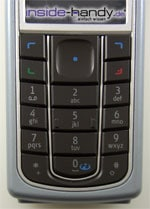 Nokia 6230 - Tastatur