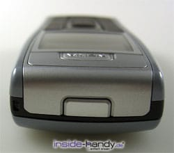 Nokia 6230 - von Oben liegend