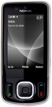 Nokia 6260 slide Datenblatt - Foto des Nokia 6260 slide