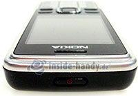 Nokia 6300: Draufsicht oben