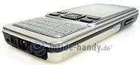 Nokia 6300: Draufsicht unten rechts