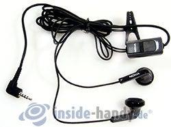 Nokia 6300: Headset