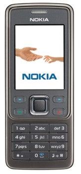 Nokia 6300i Datenblatt - Foto des Nokia 6300i