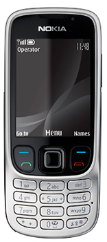 Nokia 6303i classic Datenblatt - Foto des Nokia 6303i classic
