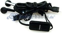 Nokia 6500 Classic: Headset