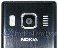 Nokia 6500 Classic: Kamera