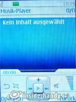 Nokia 6500 Classic: Music Player
