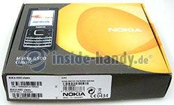 Nokia 6500 Classic: Verpackung
