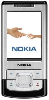 Nokia 6500 Slide Datenblatt - Foto des Nokia 6500 Slide