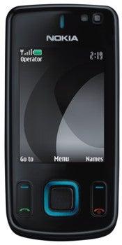 Nokia 6600 slide Datenblatt - Foto des Nokia 6600 slide
