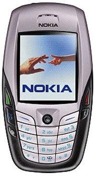 Nokia 6600 Datenblatt - Foto des Nokia 6600