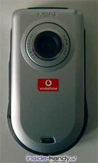 Nokia 6630 - Kamera
