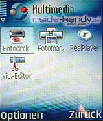 Nokia 6680 - Multimedia