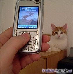 Nokia 6680 - Photo schießen