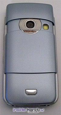 Nokia 6680 - Rückseite