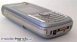 Nokia 6680 - schräg