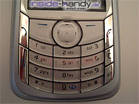 Nokia 6680 - Tastatur