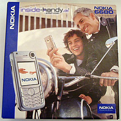 Nokia 6680 - Verpackung