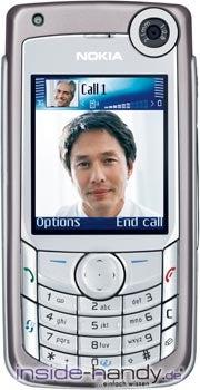 Nokia 6680 Datenblatt - Foto des Nokia 6680
