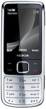 Nokia 6700 classic Datenblatt - Foto des Nokia 6700 classic