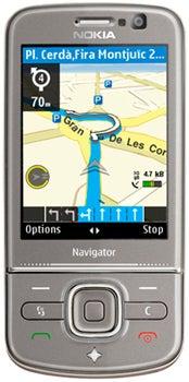 Nokia 6710 Navigator Datenblatt - Foto des Nokia 6710 Navigator