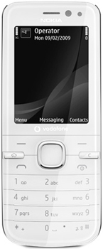 Nokia 6730 classic Datenblatt - Foto des Nokia 6730 classic