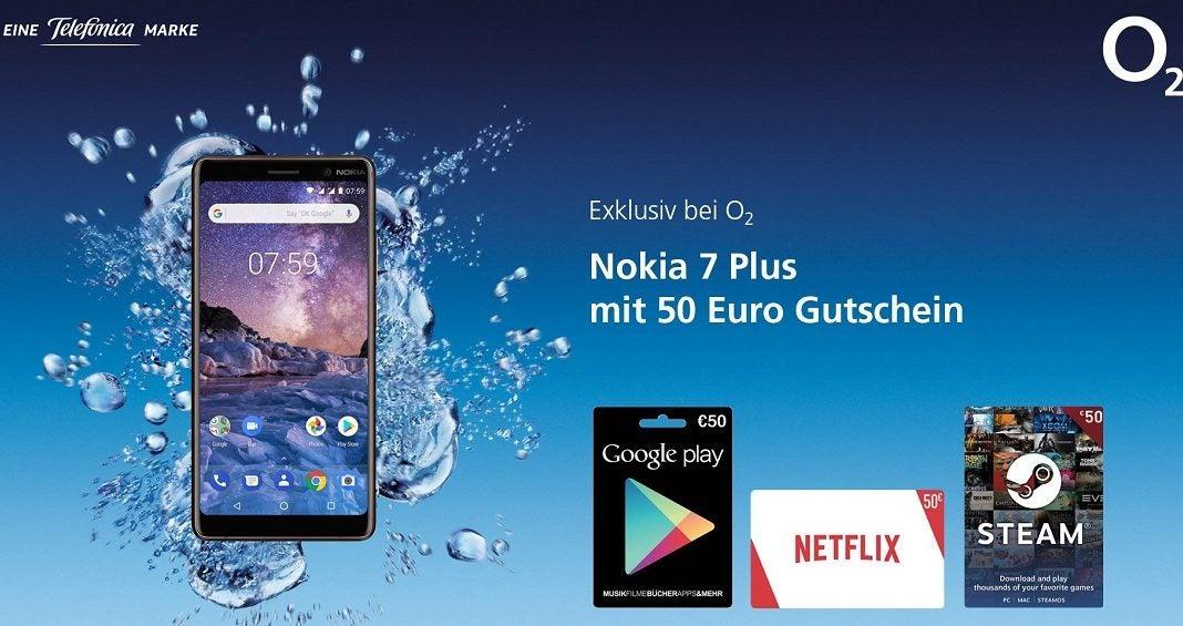 Nokia 7 Plus Aktion