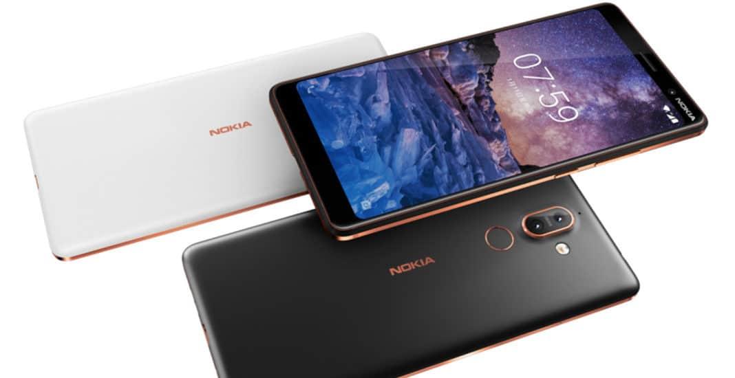Nokia, 7. Plus, Smartphone
