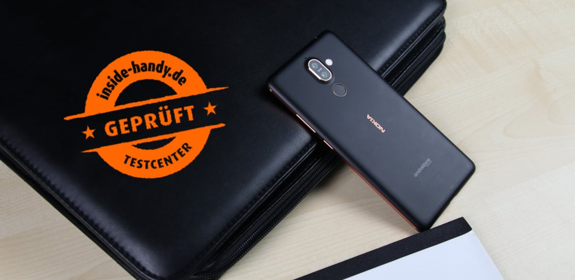 Nokia 7 Plus Test Geprüft