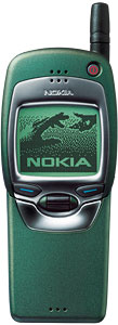 Nokia 7110 Datenblatt - Foto des Nokia 7110