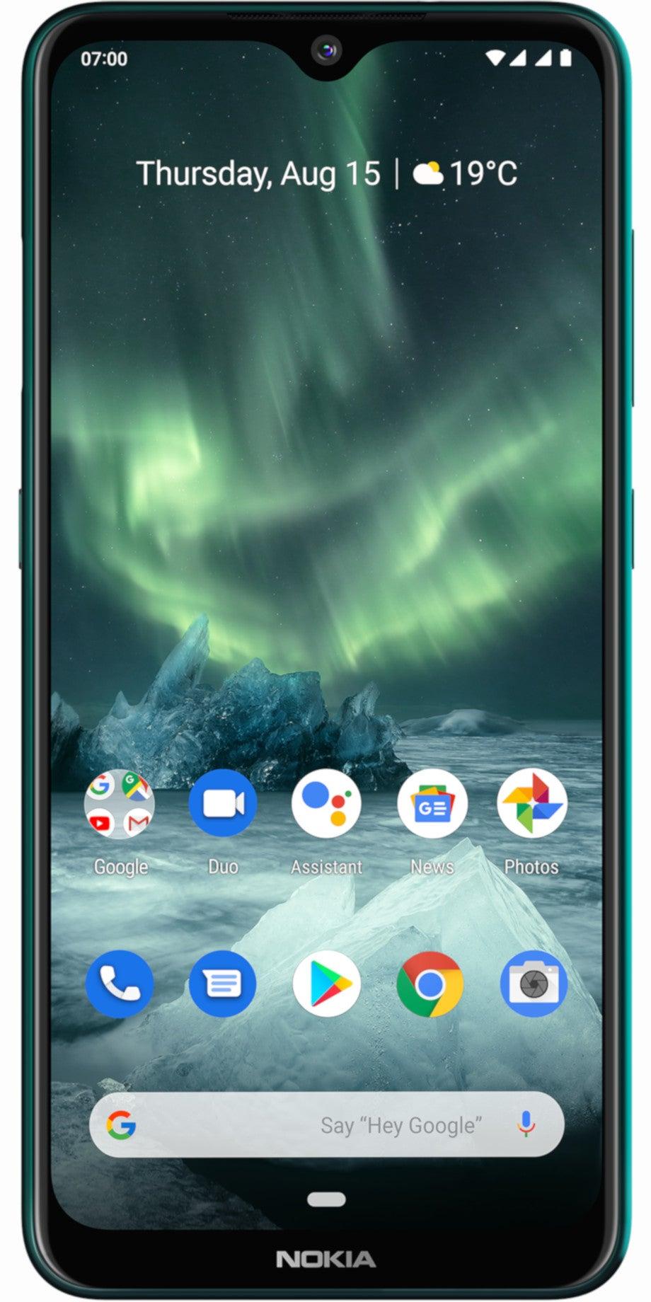 Nokia 7.1 Front