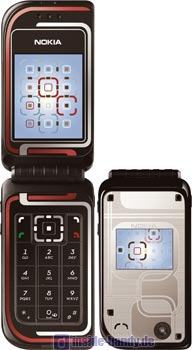 Nokia 7270 Datenblatt - Foto des Nokia 7270