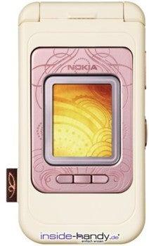 Nokia 7390 Datenblatt - Foto des Nokia 7390