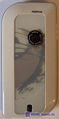 Nokia 7610 - Rückseite