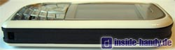 Nokia 7610 - Seitenansicht