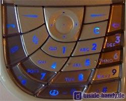 Nokia 7610 - Tastatur