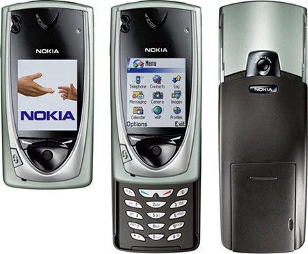 Das Nokia 7650 war in Deutschland das erstes Handy mit integrierter Kamera