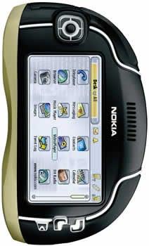Nokia 7700 Datenblatt - Foto des Nokia 7700