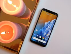 Nokia 8.1 Hands-On: Front