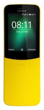 Nokia 8110 4G Datenblatt - Foto des Nokia 8110 4G