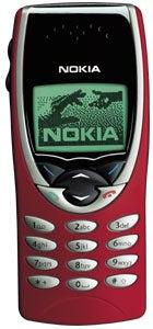 Nokia 8210 Datenblatt - Foto des Nokia 8210