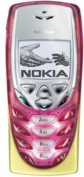 Nokia 8310 Datenblatt - Foto des Nokia 8310